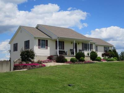 Highland County Single Family Home For Sale: 4731 Mt Washington Road