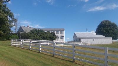 Highland County Farm For Sale: 3054 St Rt 247