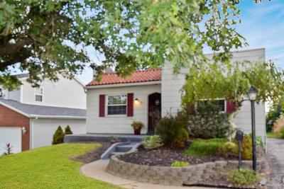 Single Family Home For Sale: 5619 Lawrence Road