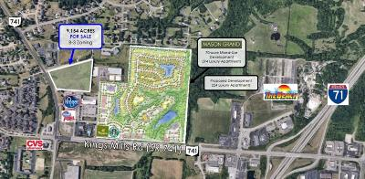 Mason Residential Lots & Land For Sale: St Rt 741