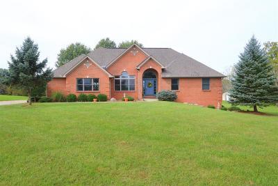 West Harrison Single Family Home For Sale: 1166 Carolina Trace Road
