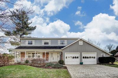 Single Family Home For Sale: 6237 Lakota Drive