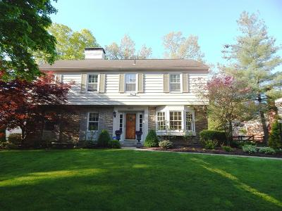 Single Family Home For Sale: 6601 Pleasant Street