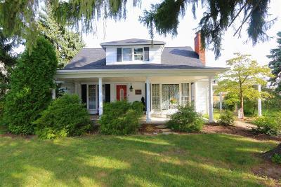 Single Family Home For Sale: 690 Allen Avenue