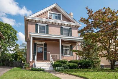 Cincinnati Single Family Home For Sale: 3550 Michigan Avenue