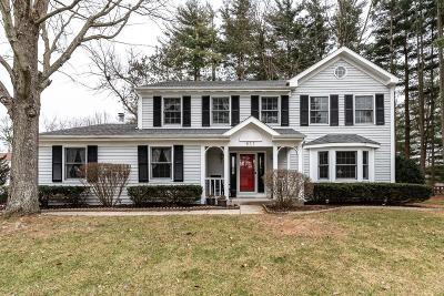 Hamilton Twp Single Family Home For Sale: 611 Eagles Nest Court