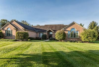 Mason Single Family Home For Sale: 3135 Pinto Trail