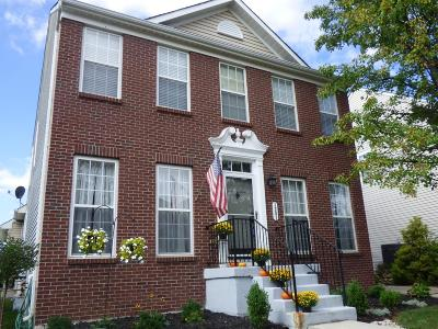 Single Family Home For Sale: 1281 Weathervane Way