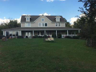 West Harrison Single Family Home For Sale: 1145 Johnsonfork Road
