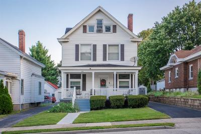 Norwood Single Family Home For Sale: 2110 Feldman Avenue