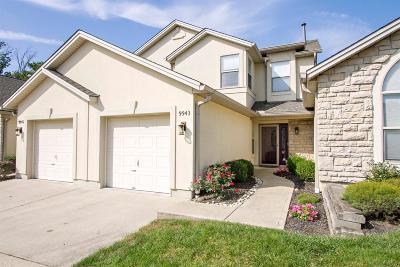 Deerfield Twp. Condo/Townhouse For Sale: 9943 Hunters Ridge