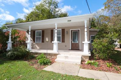 Single Family Home For Sale: 7949 Camp Road