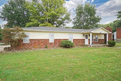 Warren County Single Family Home For Sale: 8576 Butler Warren Road