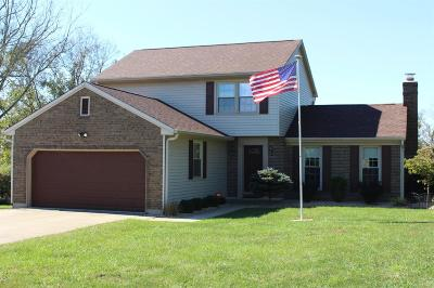 Lawrenceburg Single Family Home For Sale: 375 Hickory Road