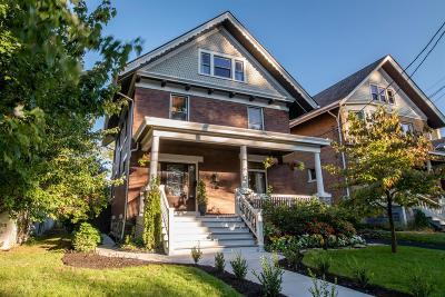 Cincinnati Single Family Home For Sale: 2514 Moorman Avenue