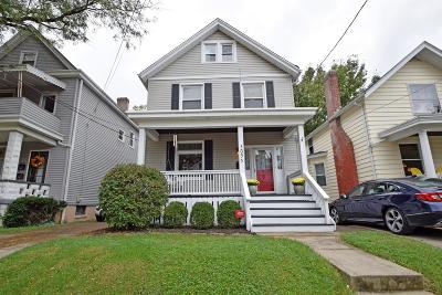 Cincinnati Single Family Home For Sale: 3095 Markbreit Avenue
