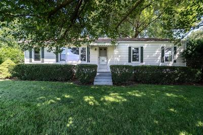 Single Family Home For Sale: 17 Grandview Drive