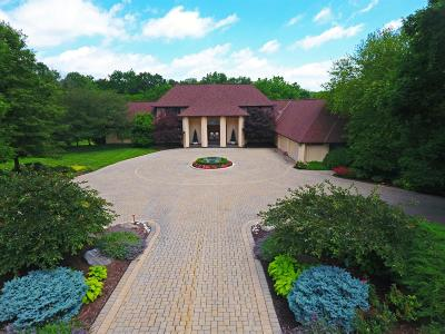 Single Family Home For Sale: 8380 Carolines Trail