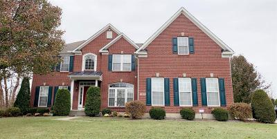 Single Family Home For Sale: 3908 Marble Ridge Lane