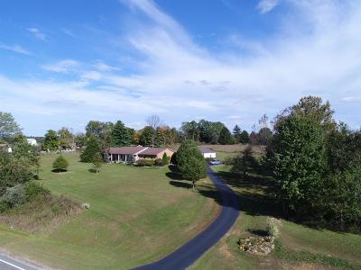 Highland County Single Family Home For Sale: 4010 Us Rt 62