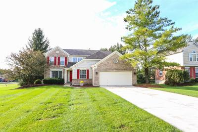 West Chester Single Family Home For Sale: 8373 White Hill Lane