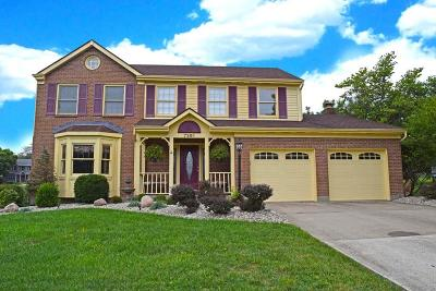 West Chester Single Family Home For Sale: 7281 Bannerwood Drive