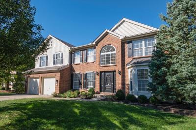 Mason Single Family Home For Sale: 5792 Running Fox Lane