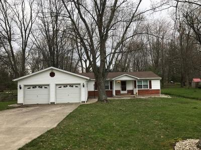 Hamilton Single Family Home For Sale: 8150 Sibcy Road