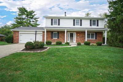 West Chester Single Family Home For Sale: 8911 Meadowview Drive
