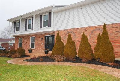 Single Family Home For Sale: 9864 Belleford Court
