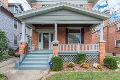 Cincinnati Single Family Home For Sale: 2900 Victoria Avenue