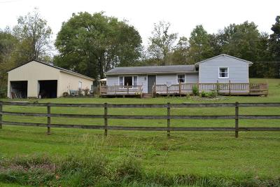 Single Family Home For Sale: 7128 Shawhan Ayers Road