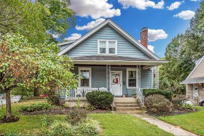 Cincinnati Single Family Home For Sale: 128 Huey Avenue