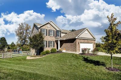 Single Family Home For Sale: 2028 Bridgewater Lane