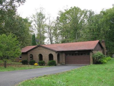 Single Family Home For Sale: 4675 Ward Road