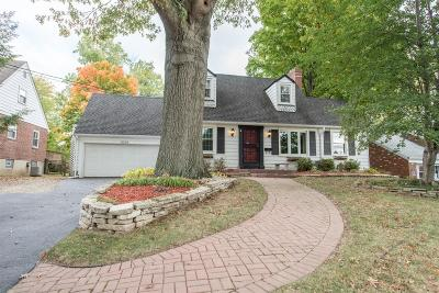 Single Family Home For Sale: 6368 Euclid Road