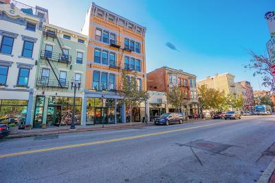 Cincinnati Condo/Townhouse For Sale: 1207 Vine Street #J