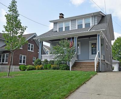 Cincinnati Single Family Home For Sale: 1305 Grace Avenue