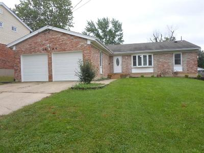 Cincinnati Single Family Home For Sale: 1967 John Gray Road