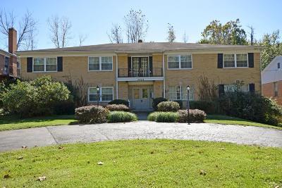 Cincinnati Condo/Townhouse For Sale: 3521 Section Road #1