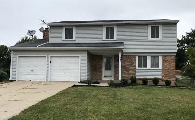 Cincinnati Single Family Home For Sale: 692 Harcourt Drive