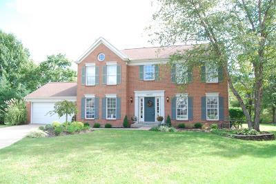 Cincinnati Single Family Home For Sale: 4493 Summerwind Court