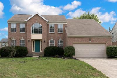 Deerfield Twp. Single Family Home For Sale: 7852 Fox Field Drive