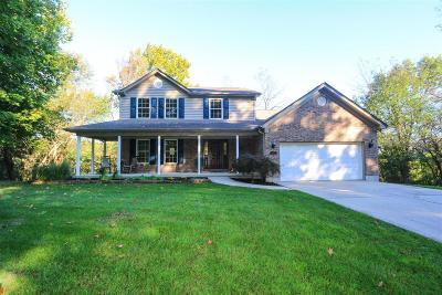 West Harrison Single Family Home For Sale: 28567 Woodridge Lane