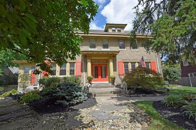 Cincinnati Single Family Home For Sale: 718 Clinton Springs Avenue