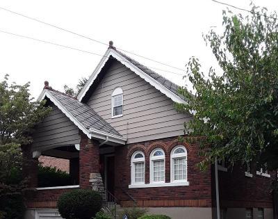 Cincinnati Single Family Home For Sale: 3310 Hanna Avenue