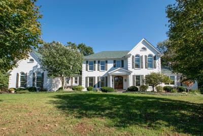 Single Family Home For Sale: 11306 Terwilligersknoll Court