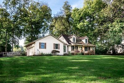 Single Family Home For Sale: 6303 Nickel Road
