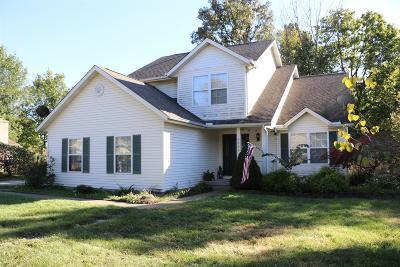 Fairfield Single Family Home For Sale: 3889 Carrington Way