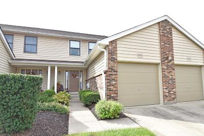 Deerfield Twp. Condo/Townhouse For Sale: 8453 Island Pines Place